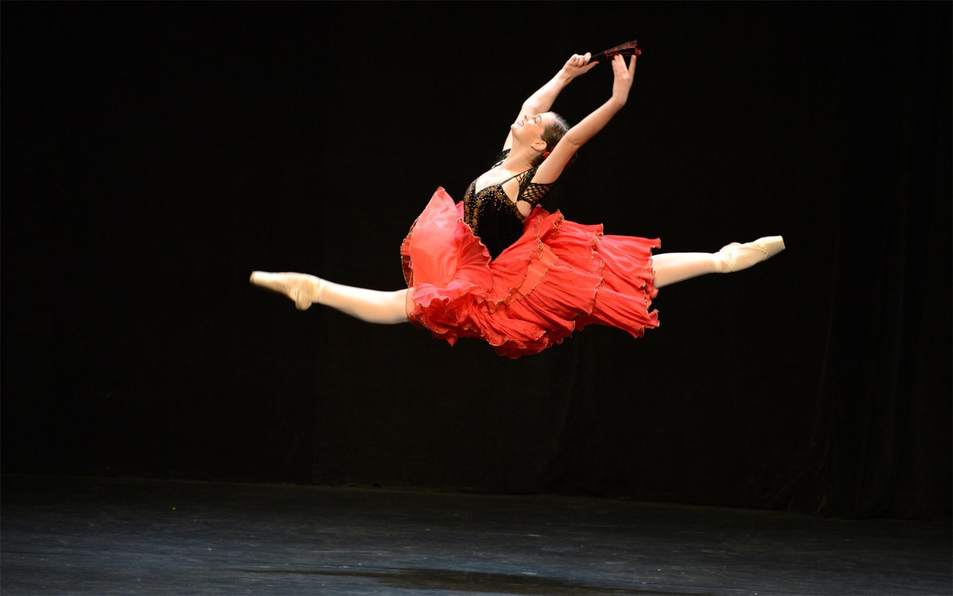 舞蹈造型艺术