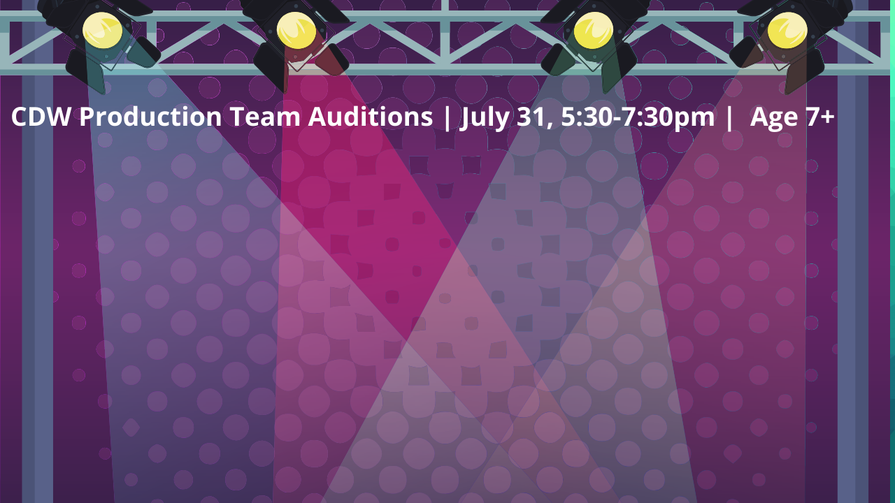 Production-team-auditions